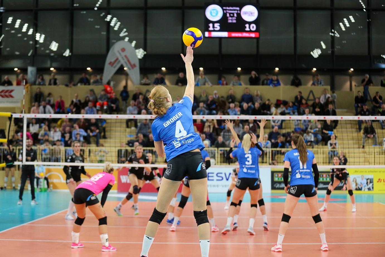 VCW schlägt Erfurt nach großem Kampf mit 3:2