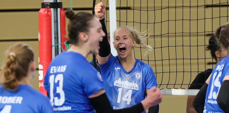 """Mit """"Vollgas von Beginn an"""": VCW startet auswärts gegen Münster in die Saison 2020/2021"""