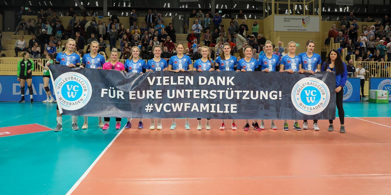 VCW verliert sein letztes Heimspiel gegen den USC Münster