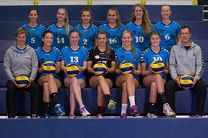 Zweite Mannschaft des VC Wiesbaden 3 Liga