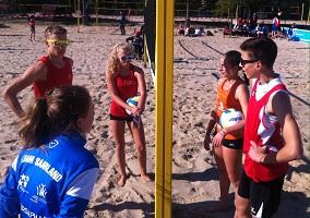 2016 09 26 Beach Bundesfinale Auslosung