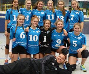 Mannschaftsfoto U18III 17Dez