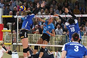Simona Kóšová möchte auch im Pokal gegen Suhl kräftig punkten