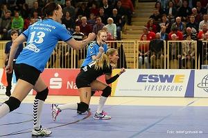Tanja Großer startet klein mit ihrem VCW Team in die heiße Saisonphase Detlef Gottwald