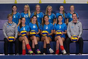 VCW-Damen_3 Mannschaft 2015