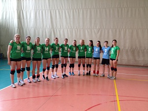 HVV-Mädchen-Auswahlmannschaft klein