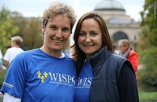 Glücklicheklein Gesichter nach dem diesjährigen 25-Stunden-Lauf Foto-Detlef-Gottwald