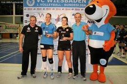 VC Wiesbaden - SC Potsdam 3:2