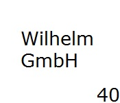 40 Wilhelm GmbH