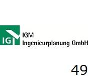 49 IGM Ingenieurplanung GmbH
