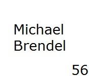 56 Michael Brendel