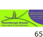 65 Physiotherapie Brendel