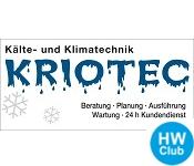 Kriotec Homepage