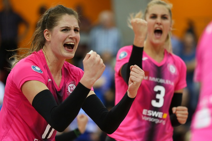 """VCW schlägt Suhl im """"Schlüsselspiel"""" mit 3:2"""