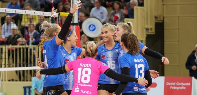 R+V Versicherung wird Sponsor des 1. VC Wiesbaden ab der Saison 2020/21