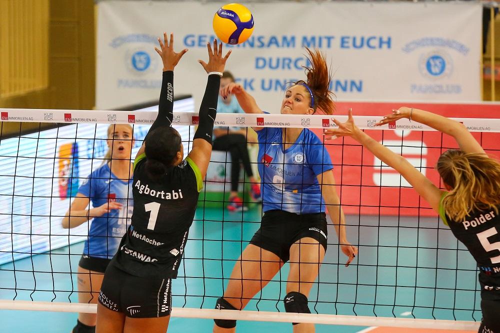 VCW verliert mit 0:3 gegen Aachen