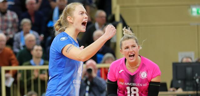 Tanja Großer bleibt dem VCW weiter treu