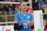VCW holt Mittelblockerin für die Saisonvorbereitung: Valentina Zaloznik spielt für verletzte Simona Kóšová