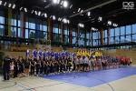 Bundespokal 2018 der Jugend-Volleyballer in Wiesbaden mit mehr als 400 Teilnehmern ein voller Erfolg