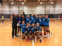 Damen 5 sammeln wichtige Punkte in der Bezirksliga