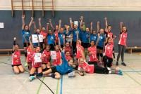 Qualifikation zur Bezirks-Meisterschaft U13