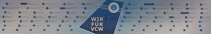 wir fuer vcw wand